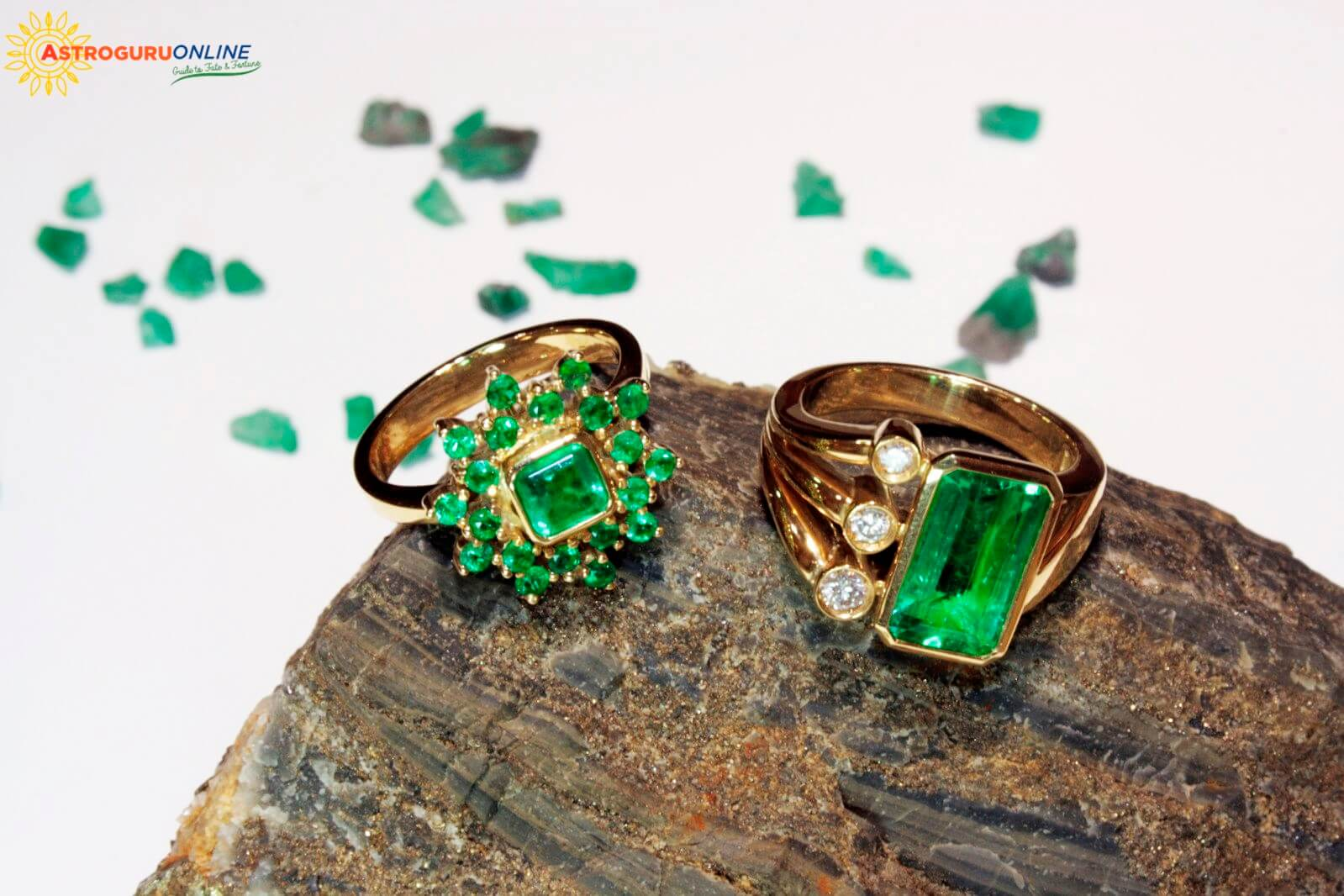 Who should wear an Emerald (astrological benefit)