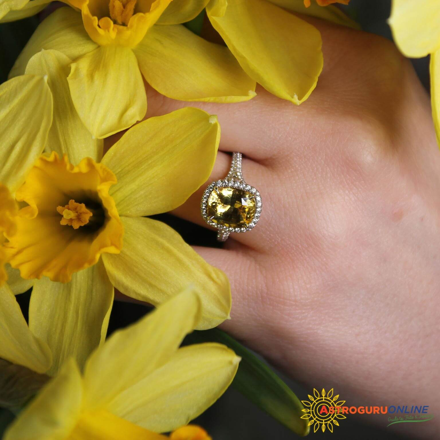 Yellow Sapphire - Know who should wear and its benefits (astrological)