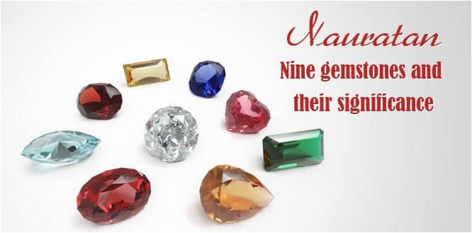 9 planets and associated gemstones in astrology for