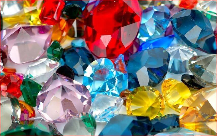How to use gemstone according to birth date (Numbers and gemstone)